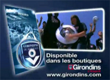 Documentaire Girondins de Bordeaux